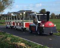 Elektrische trein treinverhuur treinverkoop pendelvervoer duurzaam vervoer pendeldienst