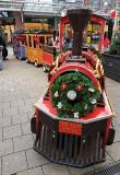 elektrische kindertrein kerst huren zuid holland treinverhuur elektrische kindertrein